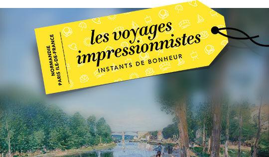 Les voyages impressionnistes : la destination lance sa marque !