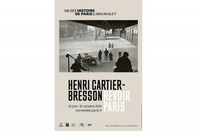 Henri Cartier-Bresson. Revoir Paris