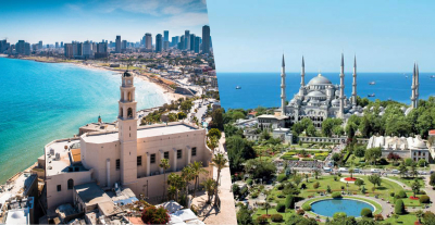 NOUVEAU - Mission Paris Région - Marchés Israël et Turquie