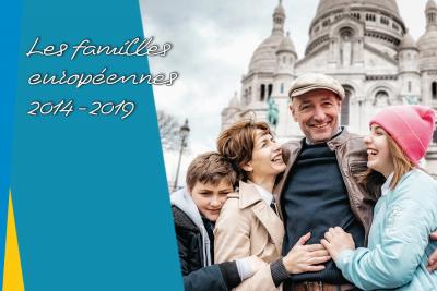 Les touristes venus en famille à Paris Île-de-France