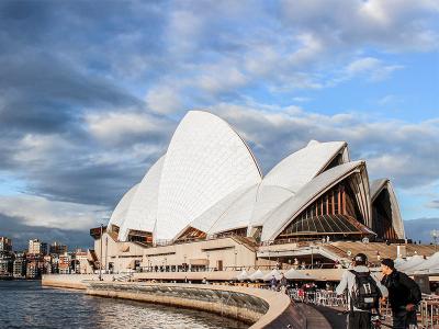 Opération digitale de promotion Paris et sa région - Australie 2021