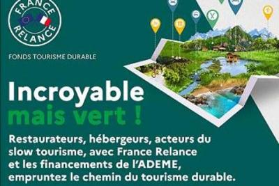 Fonds Tourisme Durable de l'ADEME : développer une offre de services Slow Tourisme
