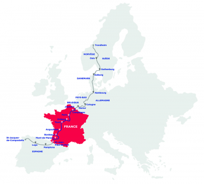 www.scandiberique.fr : le nouveau site internet du plus long itinéraire cyclable français