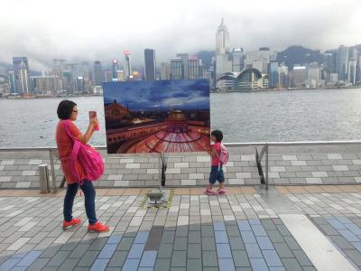 "Retombées médias French May 2015 - Hong Kong ""Paris, my dream"""