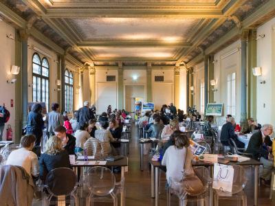 Bilan Roadshow Francia en Italie- Milan, Udine, Bologne, Naples - 18 au 21 avril 2016