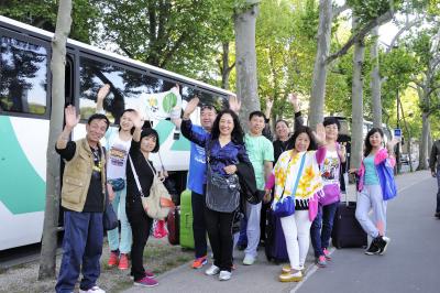 Tour-Opérateurs Chinois