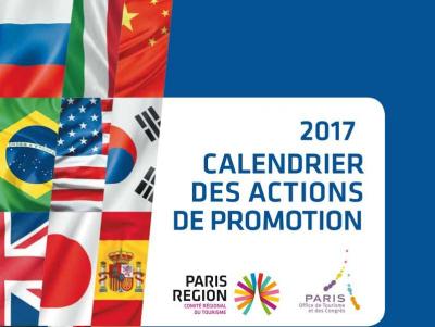 Présentation du plan d'actions de promotion Loisirs 2017 par le CRT et l'OTCP