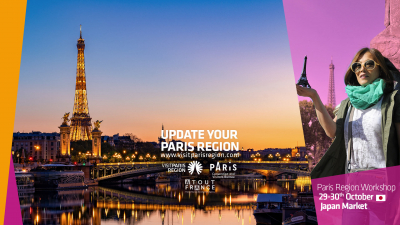 WORKSHOP DIGITAL PARIS REGION - MARCHE JAPONAIS