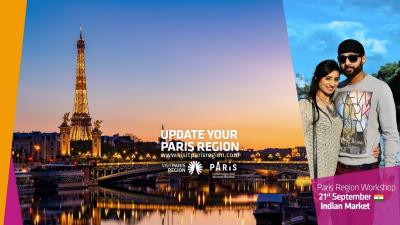 Premier workshop digital Paris Region - Marché indien