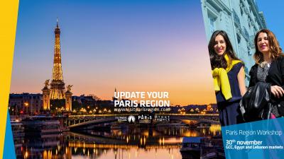 Un franc succès pour le workshop digital Paris Région dédié au Moyen-Orient