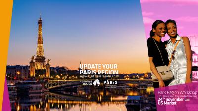 Bilan Workshop Paris Region / Marché américain (digital)