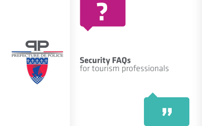 Security FAQs for tourism professionals