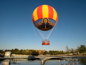 Ballon captif PanoraMagique - Disney® Village