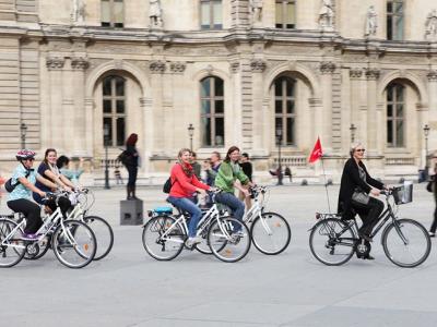 Paris-Chartres bike tour