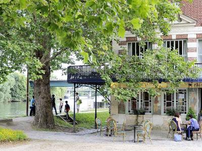 Visite de l'Ile des Impressionnistes, cours de cuisine impressionniste et visite du musée Marmottan Monet