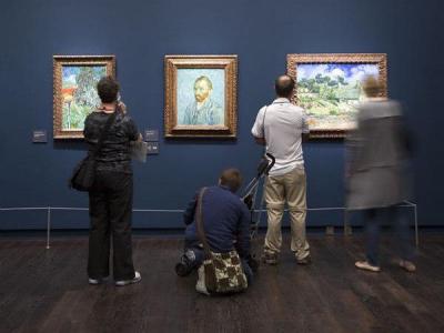 Auvers-sur-Oise célèbre le 125ème Anniversaire de la disparition de Van Gogh
