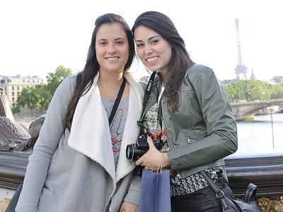 Les touristes de Nouvelle-Aquitaine à Paris Île-de-France