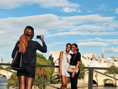 Workshop digital Paris Region - USA 2020