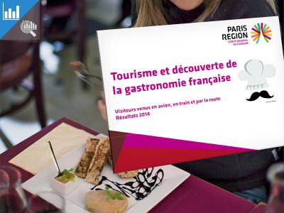 Touristes et gastronomie : résultats issus des dispositifs permanents d'enquêtes dans les aéroports, les trains et sur les aires d'autoroutes (avril 2016)