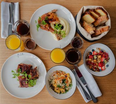 Les touristes et la gastronomie française à Paris Île-de-France en 2018