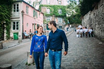 Les touristes d'Occitanie à Paris Île-de-France