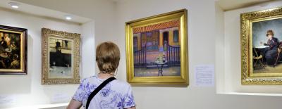 Optimiser le confort et la qualité d'usage de tous les publics lors d'une exposition grâce à une scénographie accessible.