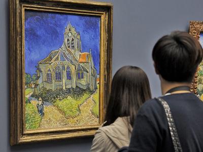 Etude sur l'image et la notoriété de Van Gogh (juin 2015)