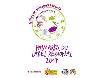 L'AMIF et le CRT Paris IDF s'associent pour récompenser les 33 communes lauréates du Label régional des Villes et Villages Fleuris