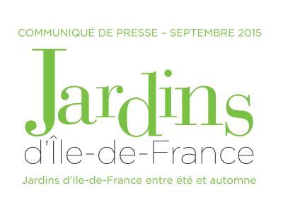 Jardins d'Ile-de-France entre été et automne, quelques idées de sorties