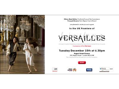 Le Comité Régional du Tourisme Paris Ile-de-France s'appuie sur la série « Versailles » pour promouvoir Paris et sa région dans le monde entier