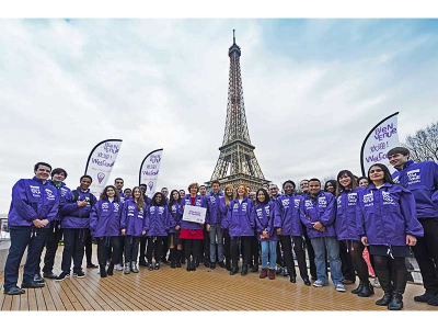 """With the """"Volunteers of Tourism"""", the Paris Region is primed to welcome tourists"""