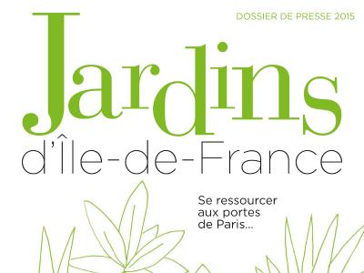 Jardin d'Ile-de-France, se ressourcer aux portes de Paris