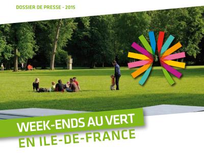 Six destinations en Ile-de-France pour changer d'air le temps d'un week-end au vert