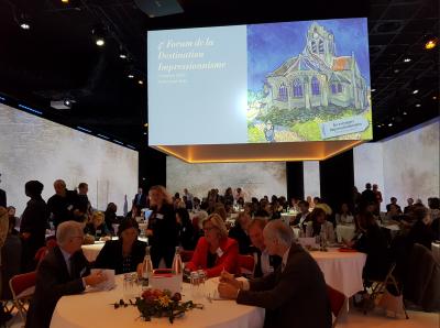 4e Forum de la Destination Impressionnisme : une destination en route vers l'excellence