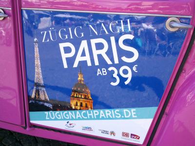 Retombées médias des actions presse 2014 du Comité Régional du Tourisme Paris Ile-de-France sur le Marché allemand