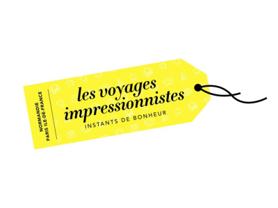 """""""Les voyages impressionnistes - Instants de bonheur"""" : une nouvelle marque pour la Destination Impressionnisme"""