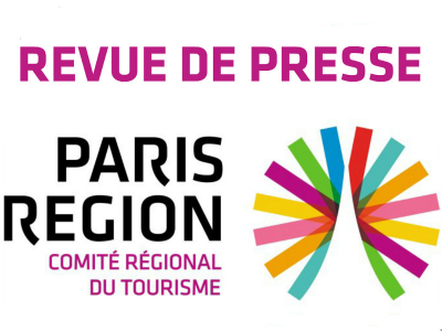 Published by themes, the essential features of Paris Region Tourist Board 2013's news can be found in generalist or specialist media titles.