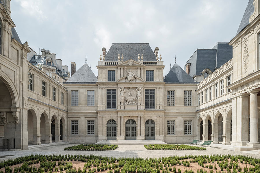 Carnavalet-History of Paris Museum