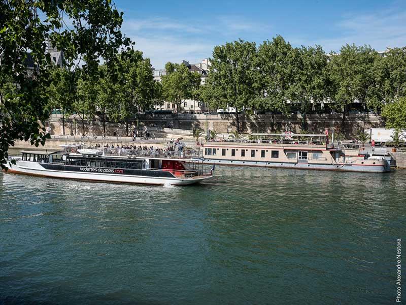 Impressions of Paris cruise