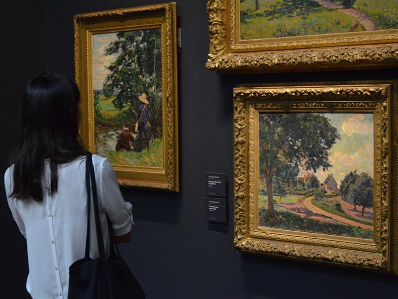 Visite audio-guidée du Musée d'Orsay et des jardins de Giverny (MOOGO)