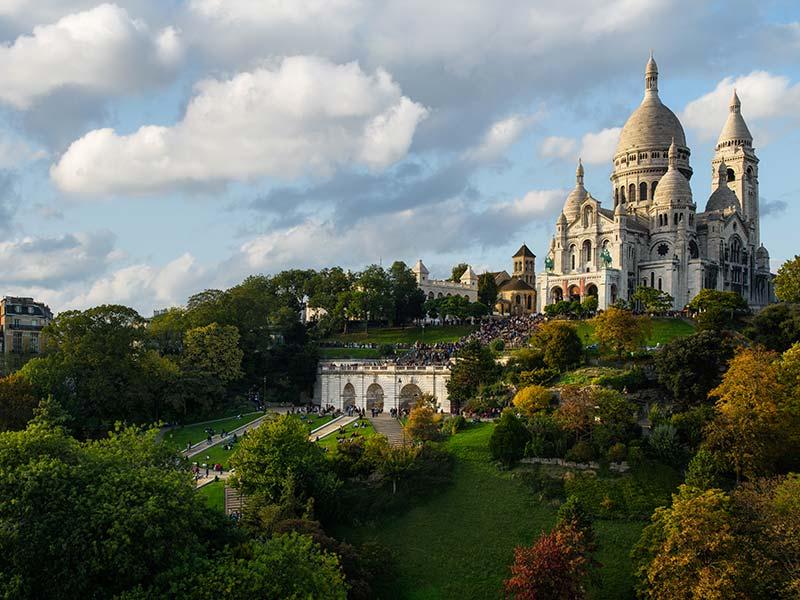 Visite du quartier de Montmartre sur les pas des Impressionnistes