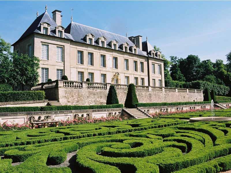 """Château d'Auvers-sur-Oise I Parcours """"Vision Impressionniste : Naissance & Descendance"""""""