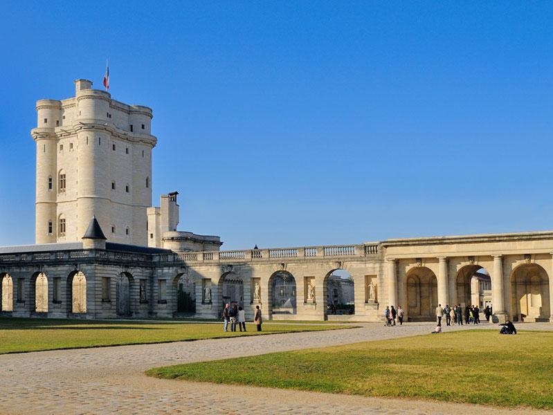 Vincennes castle