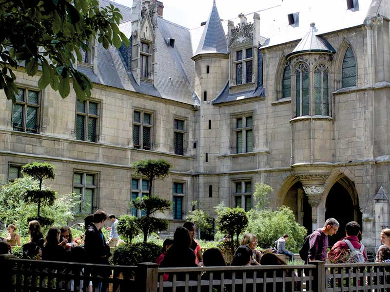 Musée de Cluny - Musée national du Moyen Age