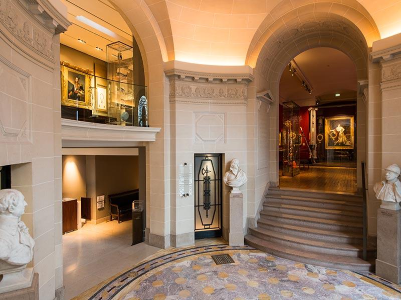 Museum of the Legion of Honour & Chivalrous orders