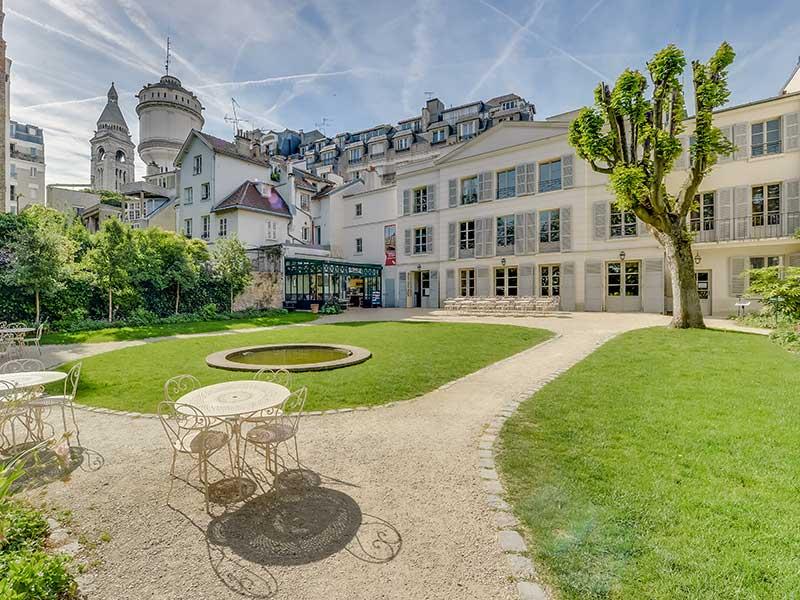 Musée de Montmartre - Jardins Renoir