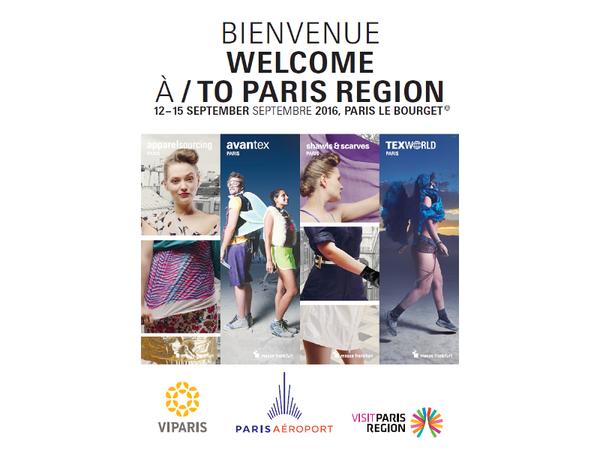 Dispositif d accueil transferts et services pack for Salon paris septembre 2016