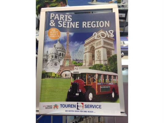 Catalogue Paris Region 2018 de Touren Service Schweda