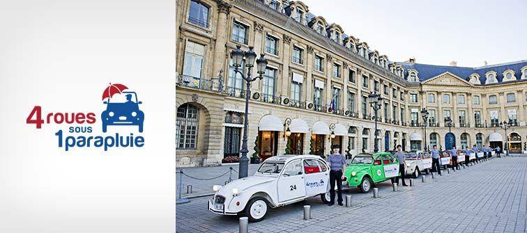 4 roues sous 1 parapluie paris region website for tourism professionals. Black Bedroom Furniture Sets. Home Design Ideas