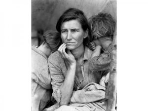 Dorothea Lange. Politics of seeing - 1